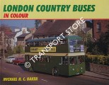 London Country Buses in Colour by BAKER, Michael H.C.
